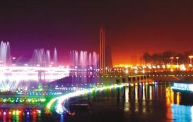 上海某户外亮化案例