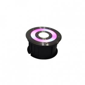 不锈钢水底灯具有高密度的良好特性